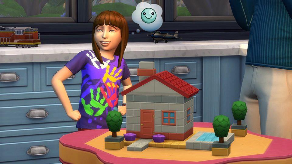 Das Die Sims 4 Elternfreuden-Gameplay-Pack ist jetzt erhältlich!