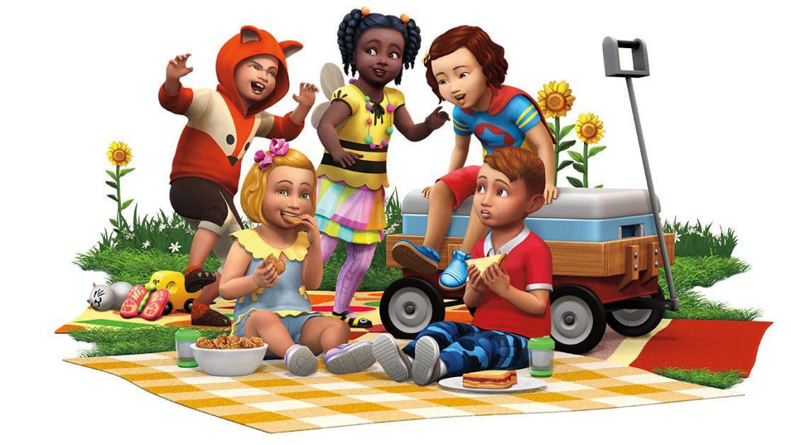 Die Sims 4 Kleinkind Accessoires Wird Bald Veröffentlicht Und Macht