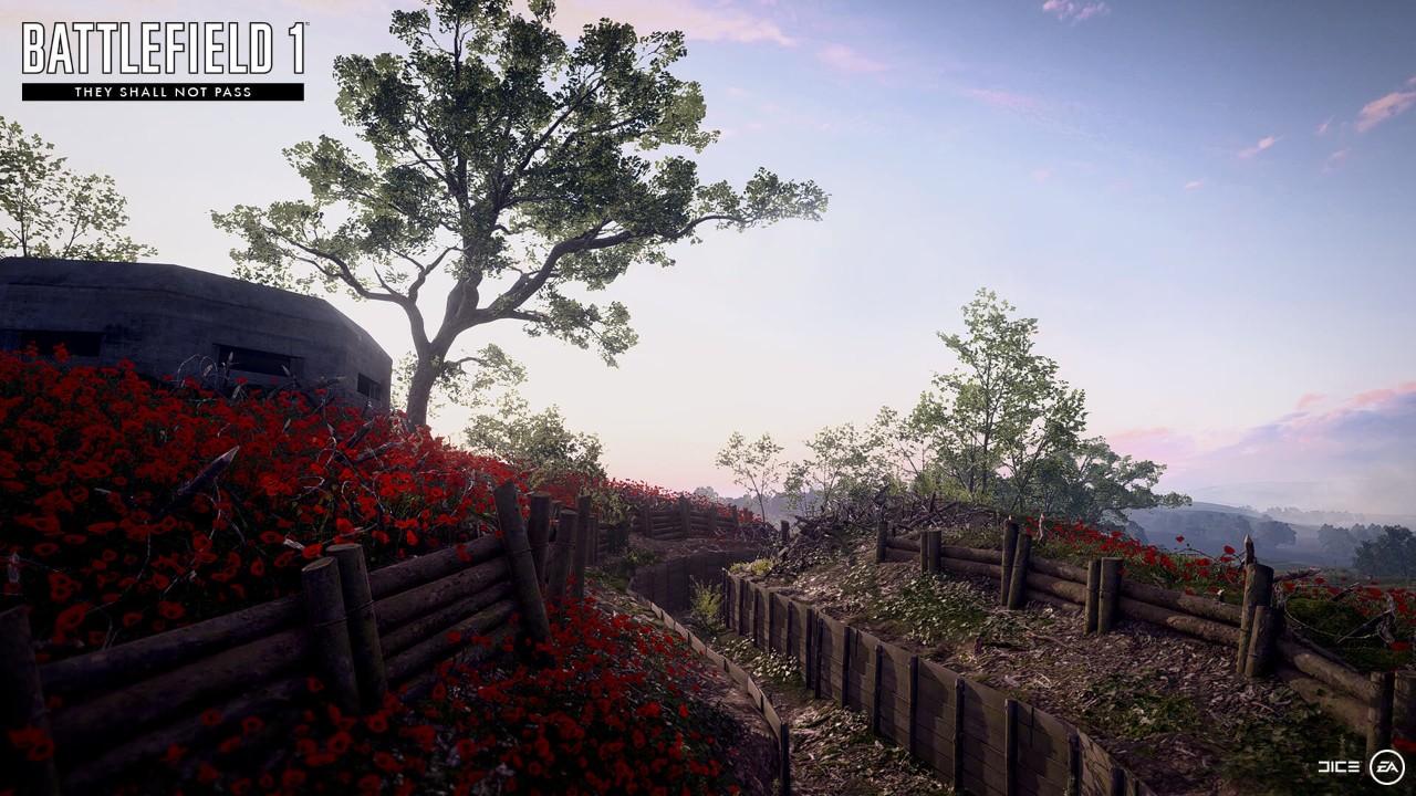 """""""They Shall Not Pass"""", ecco il contenuto del DLC di Battlefield 1 23"""