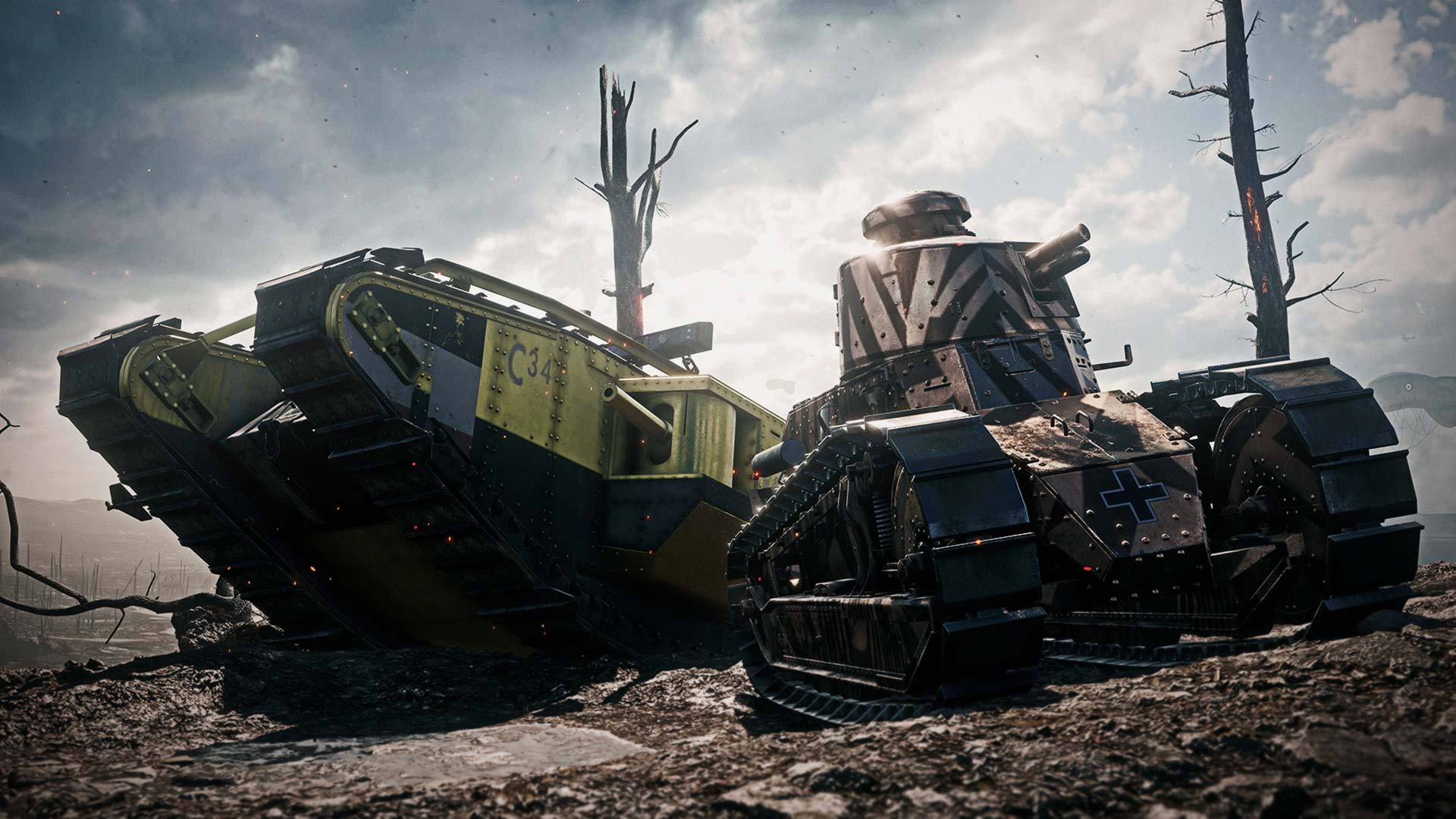 Patch 1.09 do Battlefield 1