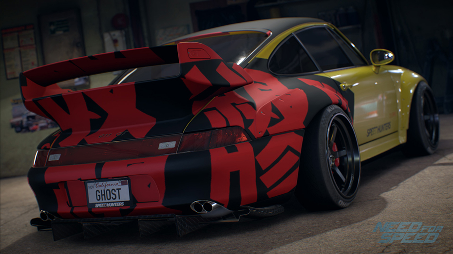 Eleven Additional Customizable Cars Announced For Need Speed