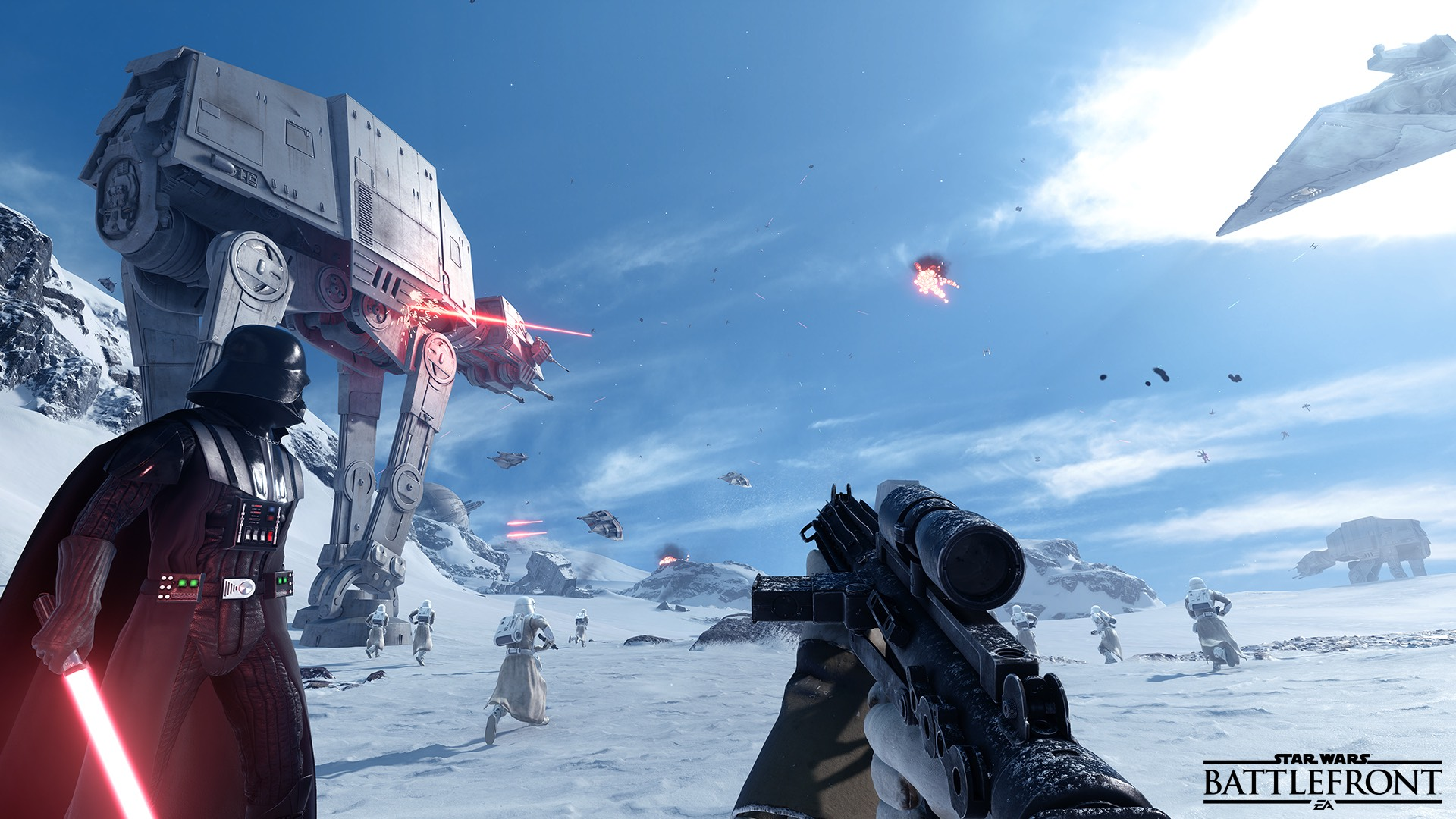 What's next for Star Wars™ Battlefront™ this Summer