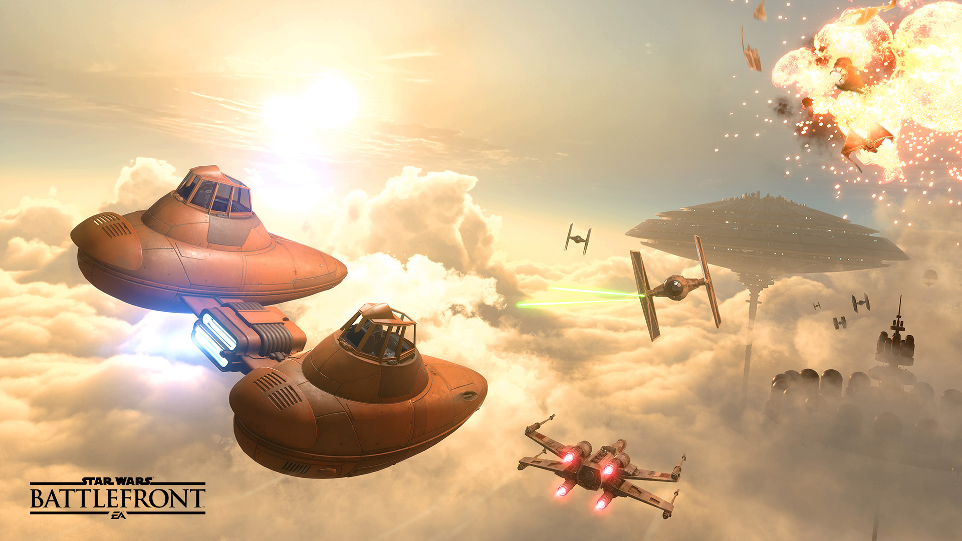 What's next for Star Wars™ Battlefront™ this Summer - Star