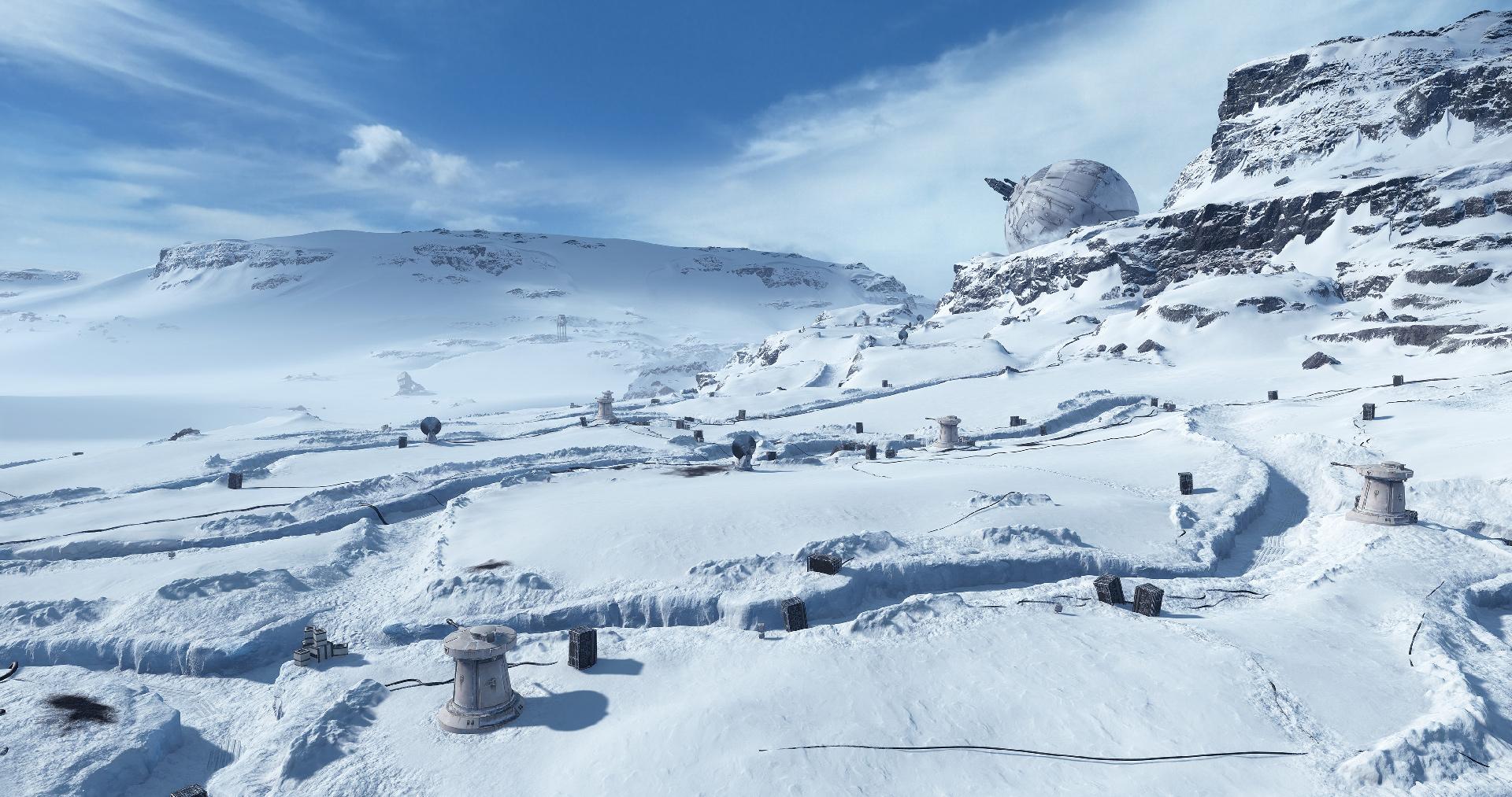 Hoth Battlefield
