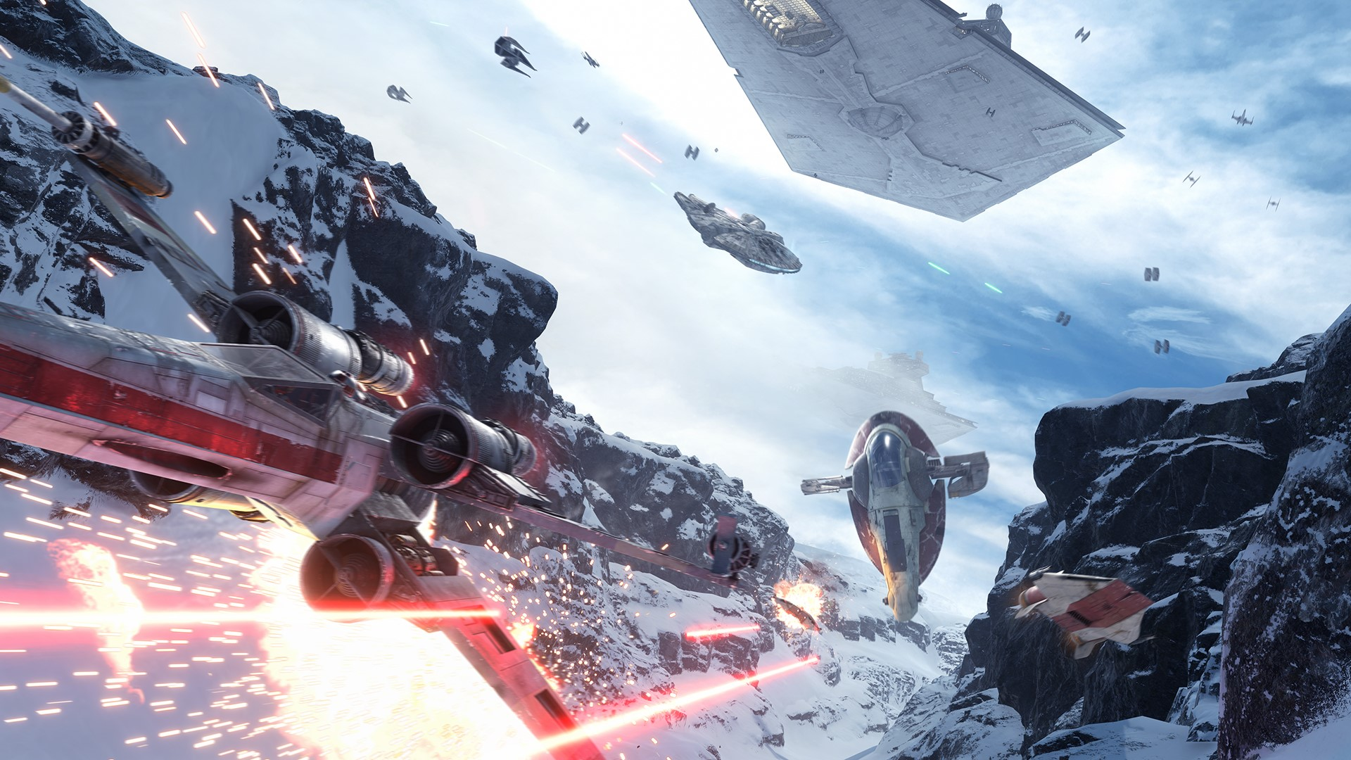 Your Guide To Star Wars Battlefront Progression And Unlocks Star