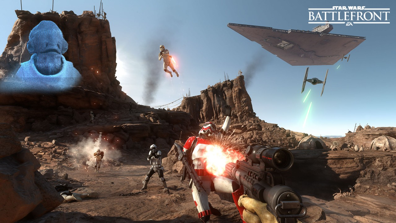 Star Wars™ Battlefront™ Missions: Take on the Empire...