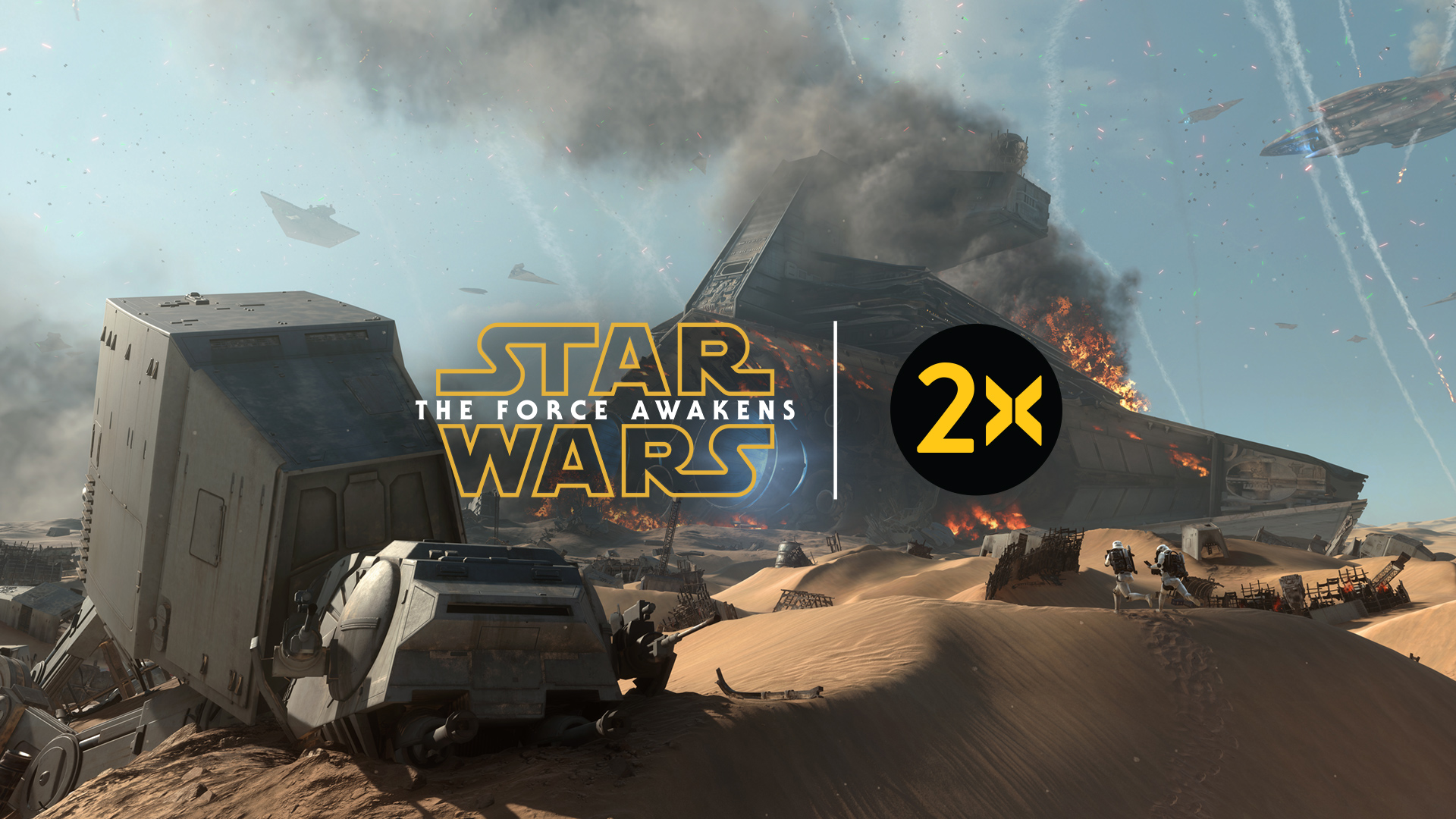 Bienvenue au Weekend Double Score dans Star Wars Battlefront