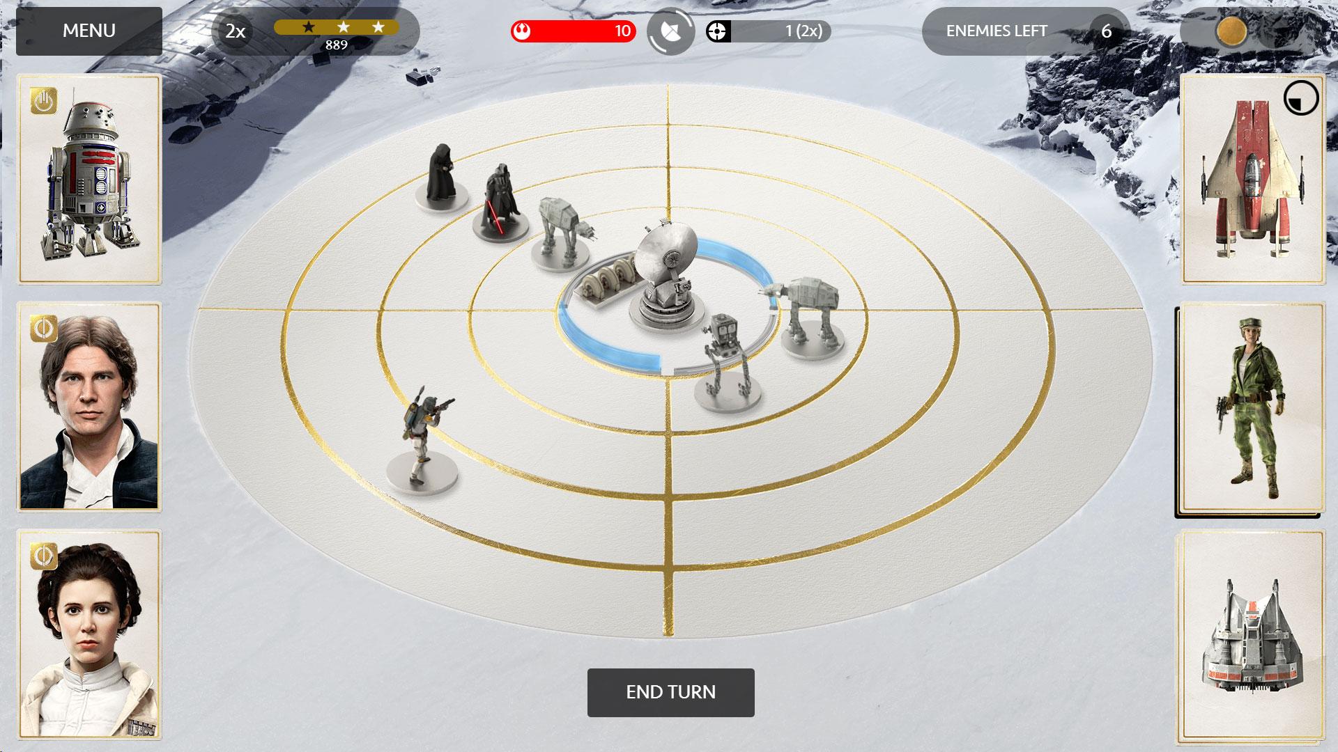 Base Command Siege