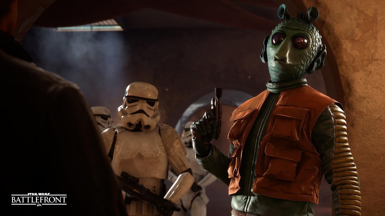 「Star Wars バトルフロント」、この春のラインナップ