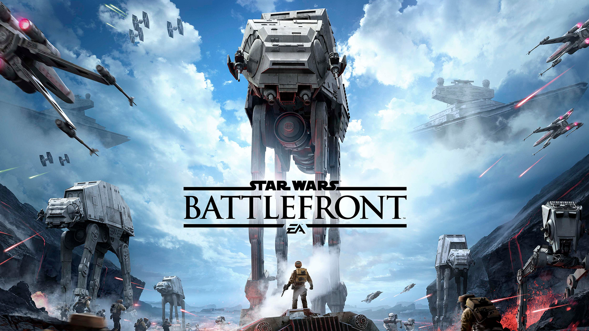 STAR WARS Battlefront в 2017 году