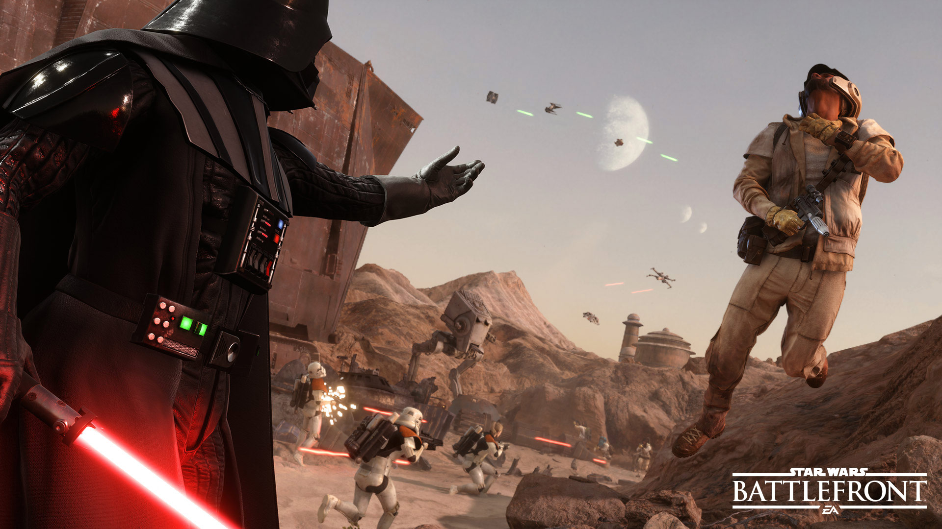 como descargar e instalar star wars battlefront 2