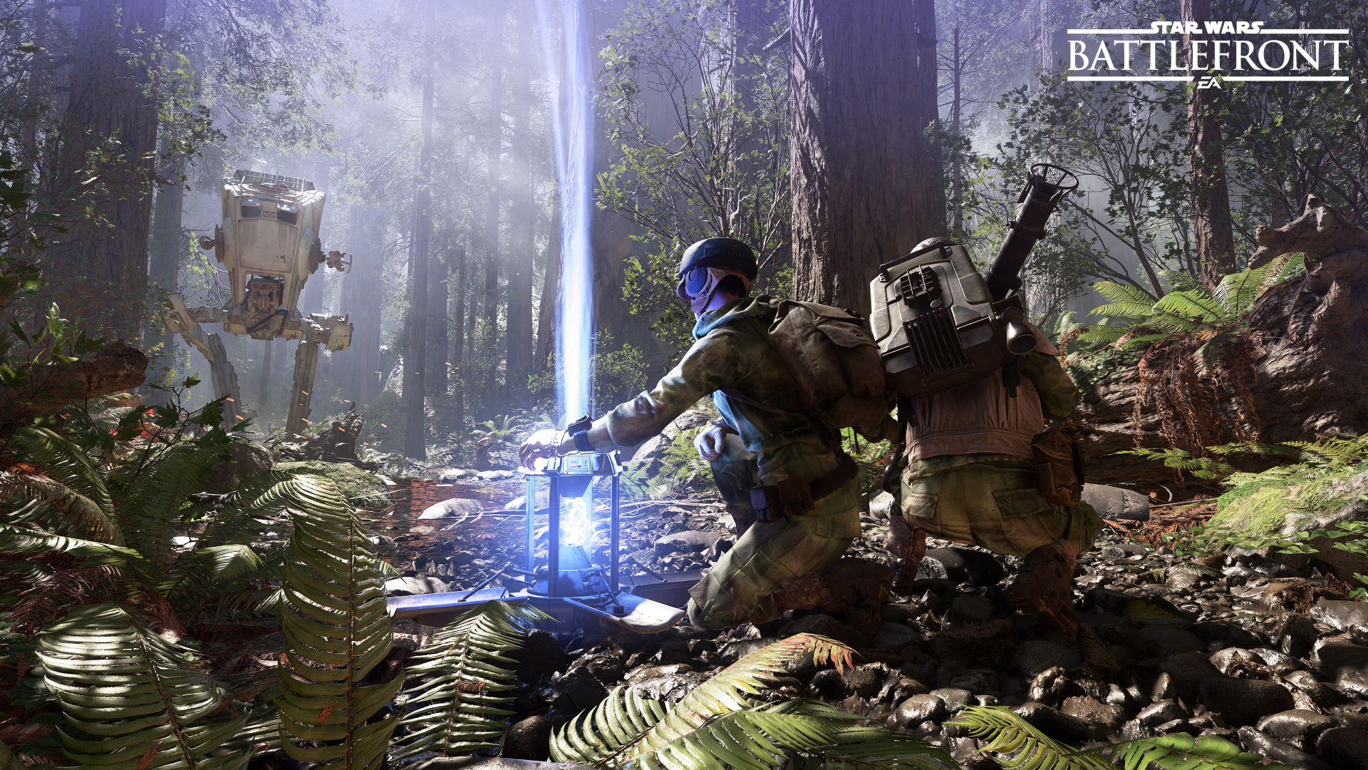 Wield The Most Powerful Assets In Star Wars Battlefront By Finding Powerups On The Map