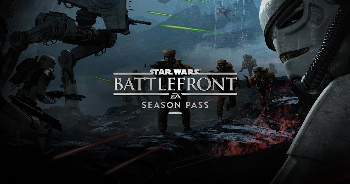 Risultati immagini per Pass stagionale di STAR WARS™ Battlefront™