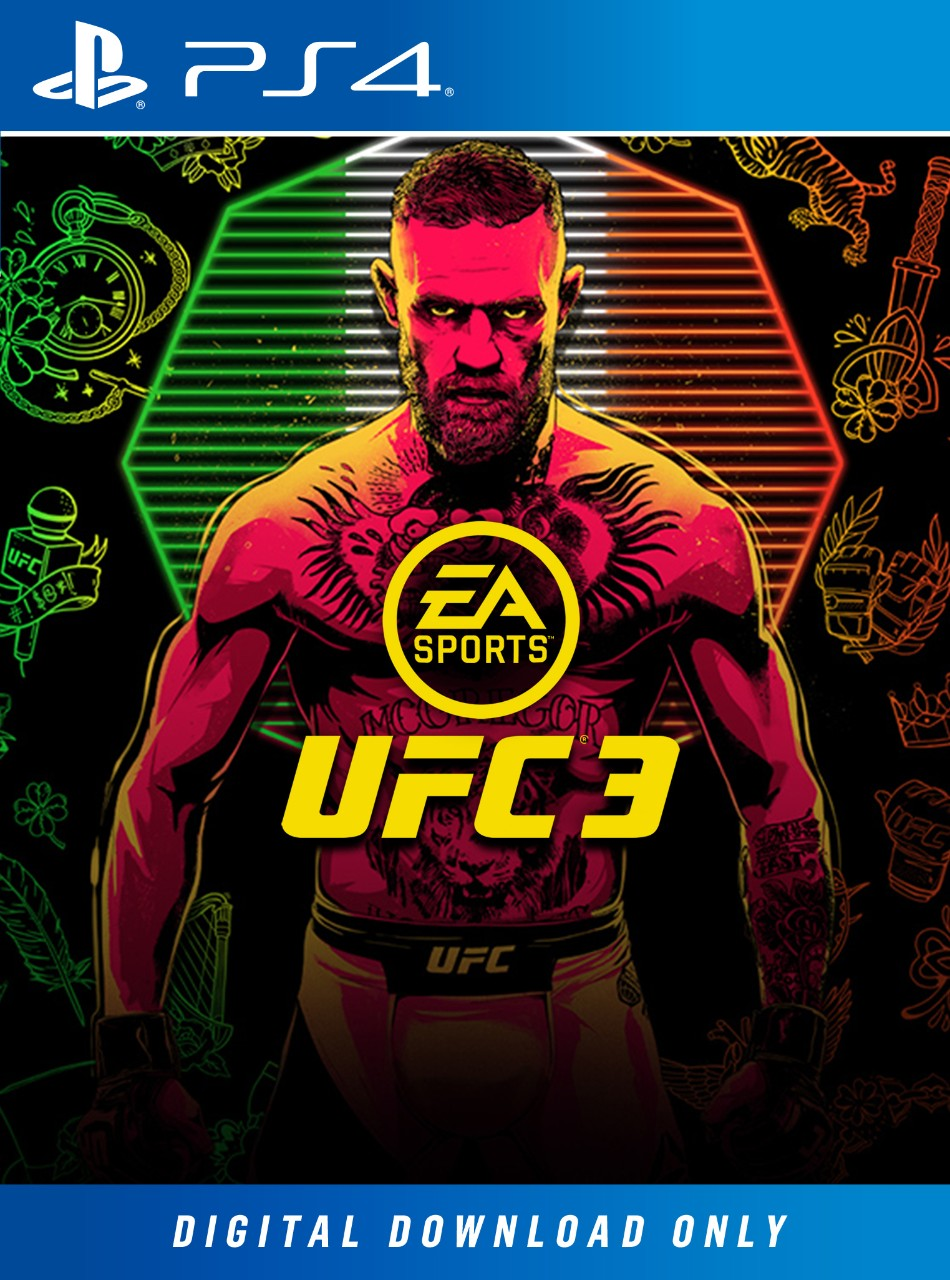 Free Download EA Sports UFC 3 Game