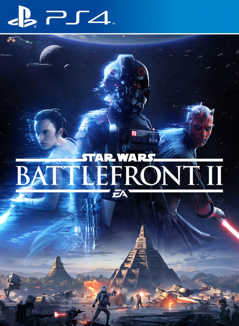 Star Wars™ バトルフロント™ II PlayStation 4