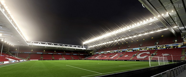 Komplette Stadion-Liste