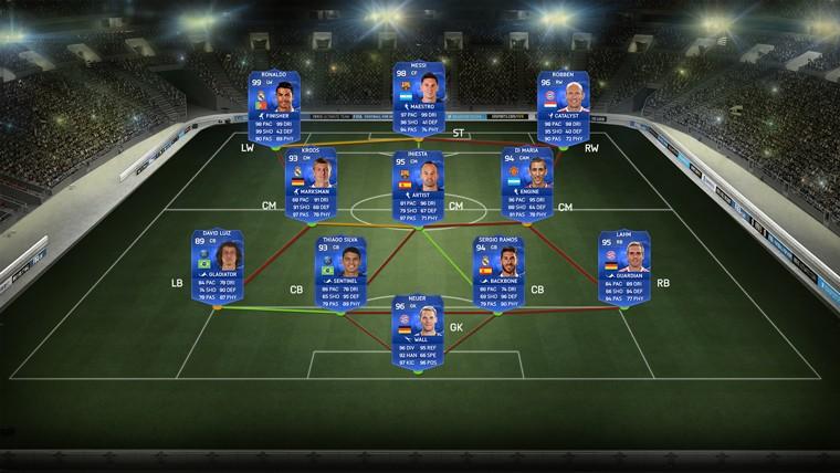 team des jahres fifa 19