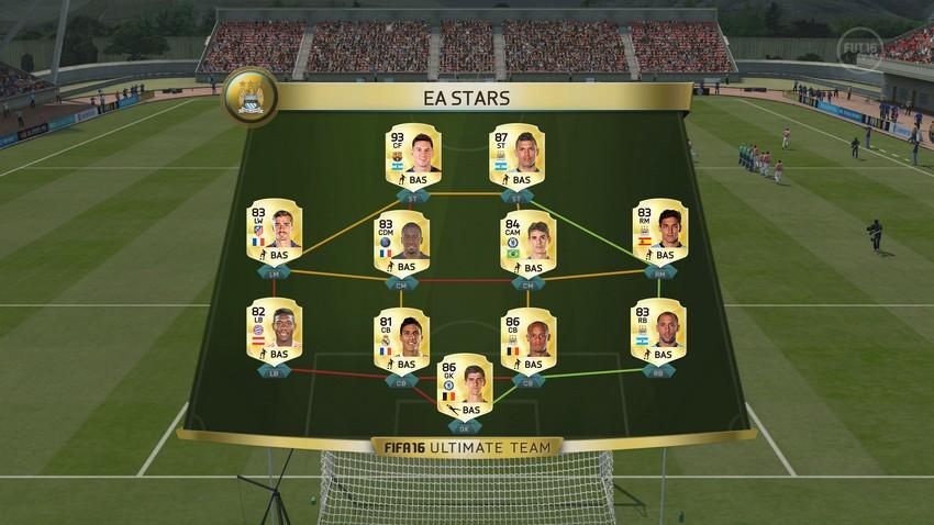 Fifa 16 Ultimate Team Neue Broadcast Präsentation
