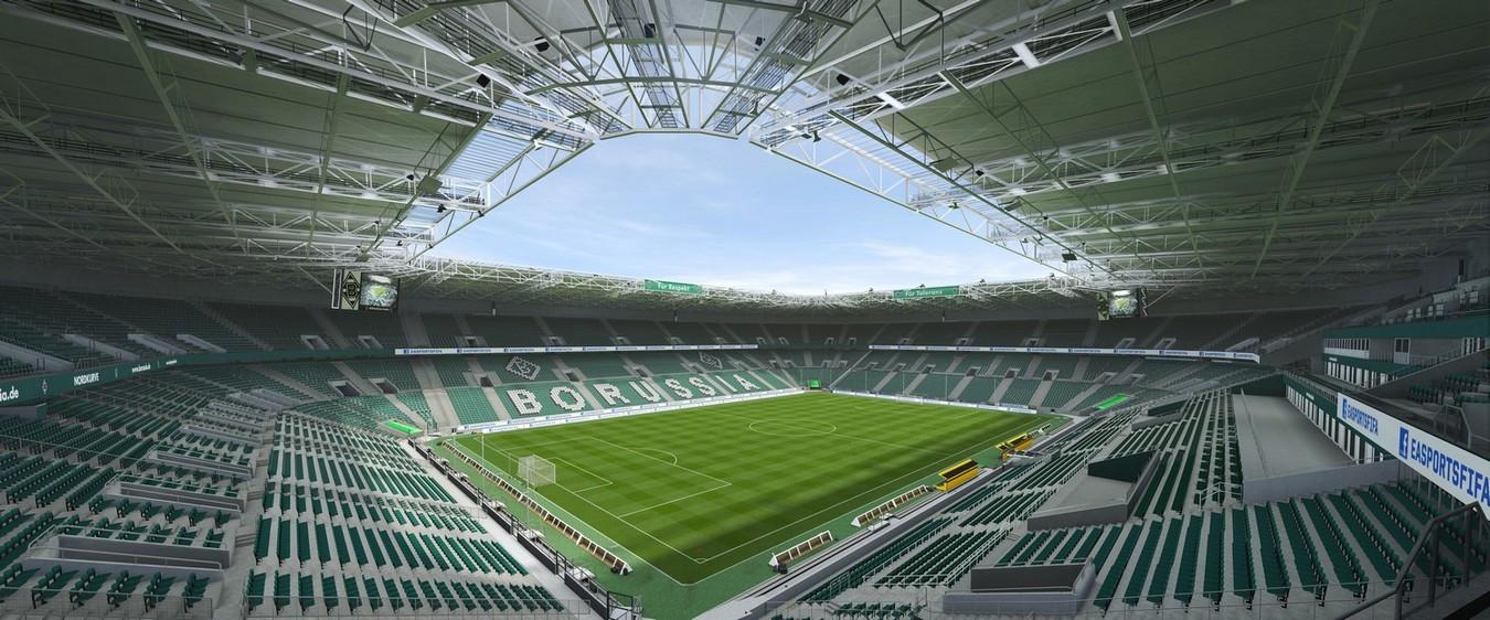 New FIFA 16 Stadiums