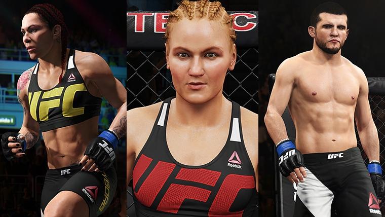 Znalezione obrazy dla zapytania EA Sports UFC 3