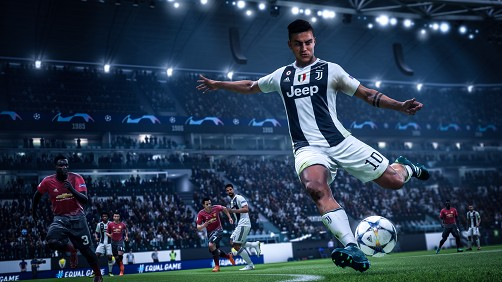 Image result for fifa 19 goal