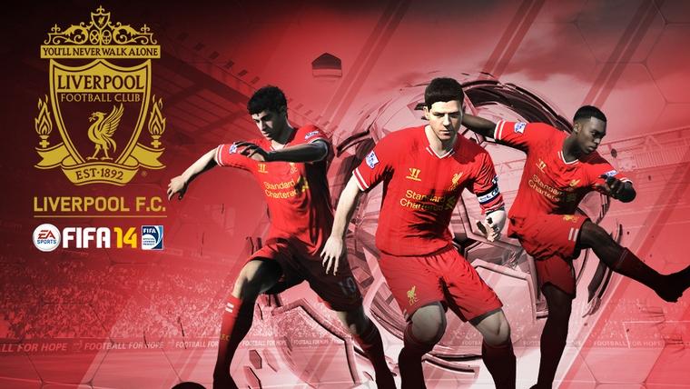 Liverpool fc fifa 14 wallpaper voltagebd Images