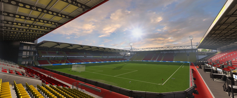 Veltins Arena Fifa 16
