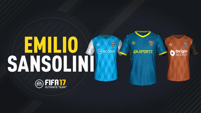 5f77f00f3 Emilio Sansolini Interview - FIFA 17 Ultimate Team™ Kit Designer