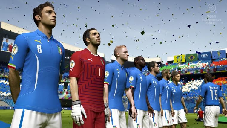 historia serii fifa FIFA World Cup