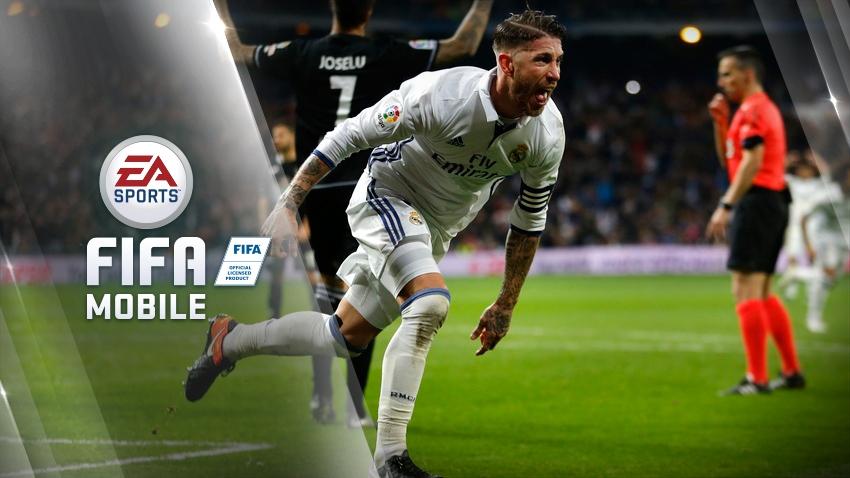 Скачать Игру Fifa Mobile - фото 11