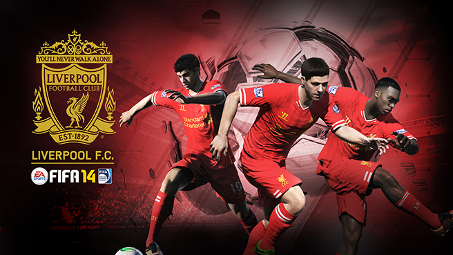 Liverpool FC Partners With EA SPORTS