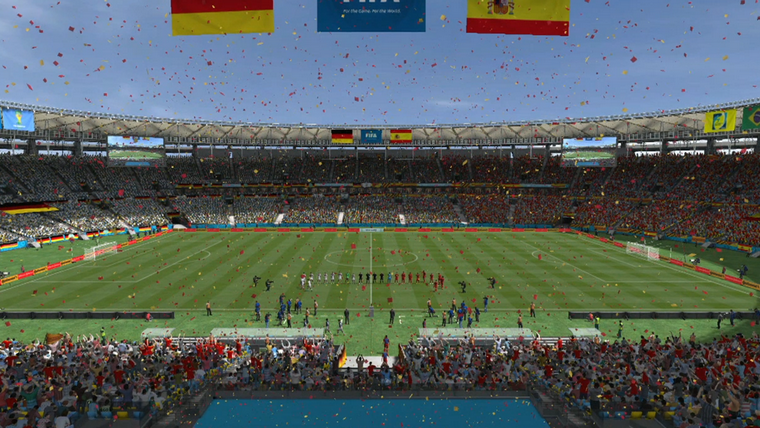 FIFA 14 really brought the World Cup to life – but this year the Frostbite engine should blow it out of the water