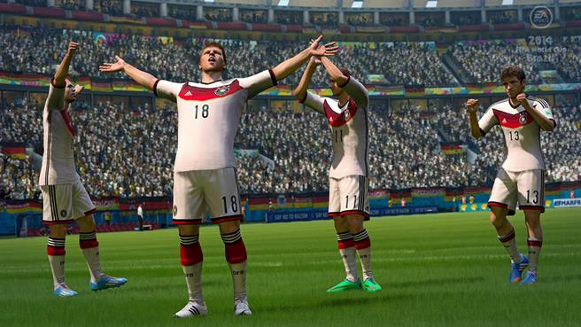 We Already Know That The  Fifa World Cup Will Be Memorable But According To Ea Sports  Fifa World Cup Brazil It May Also Be Historic