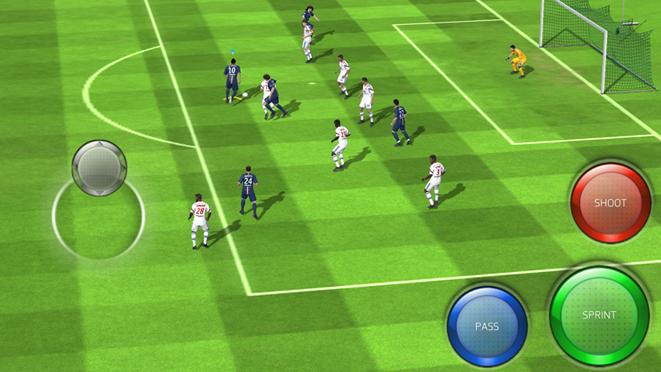EA SPORTS FIFA iPhone iPad