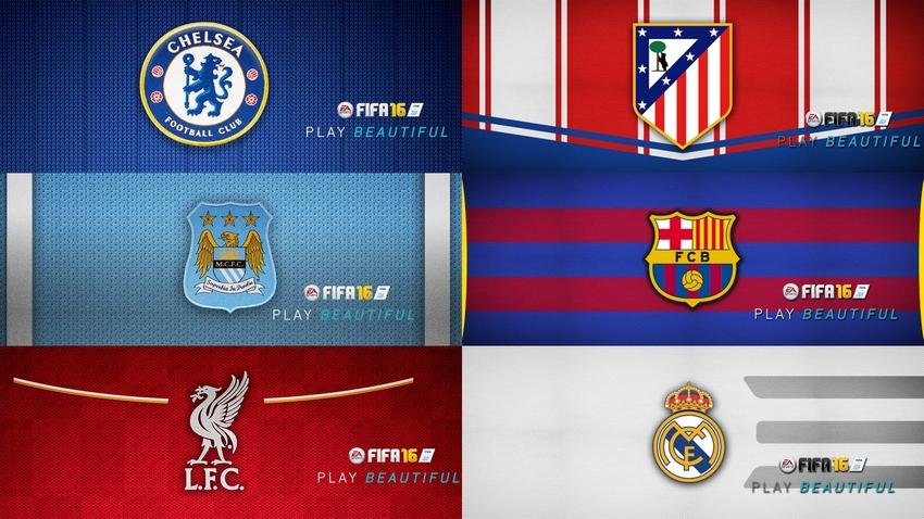 FIFA 16 Club Packs