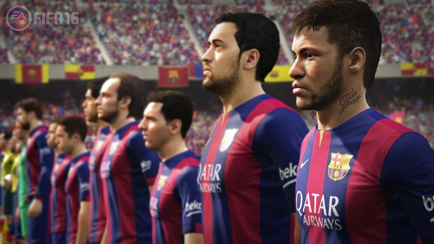 FIFA 16 Game Ocean of games