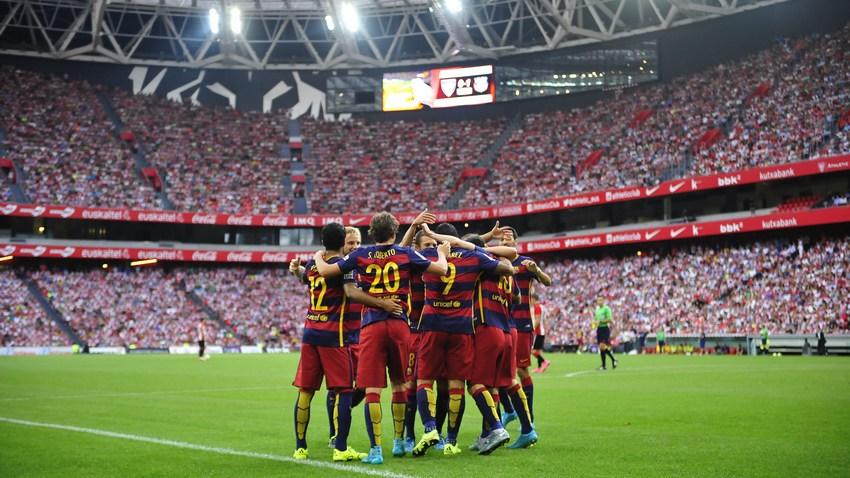 FIFA 16 Player Ratings - FC Barcelona