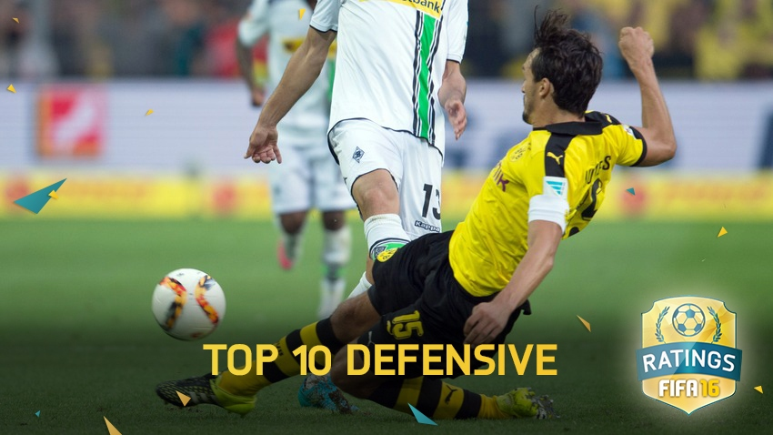 Top 10 Defensive