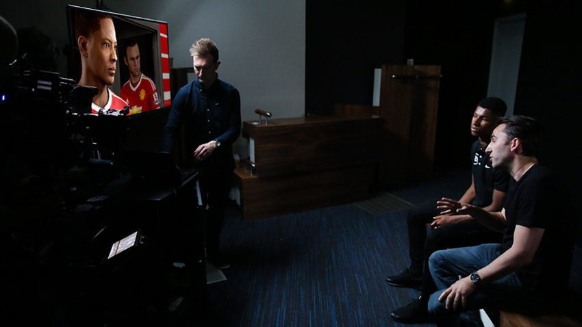 FIFA 17 The Journey: Marcus Rashford Interview