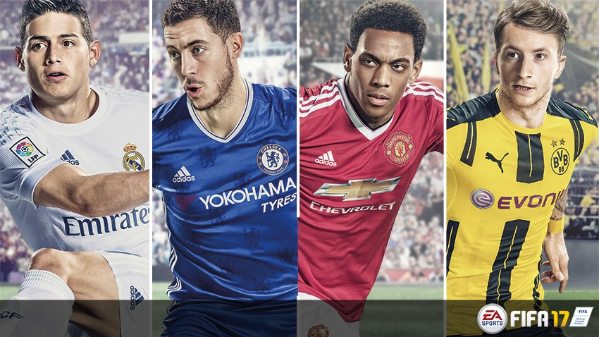 FIFA 17 Kicks Off With New Trailer