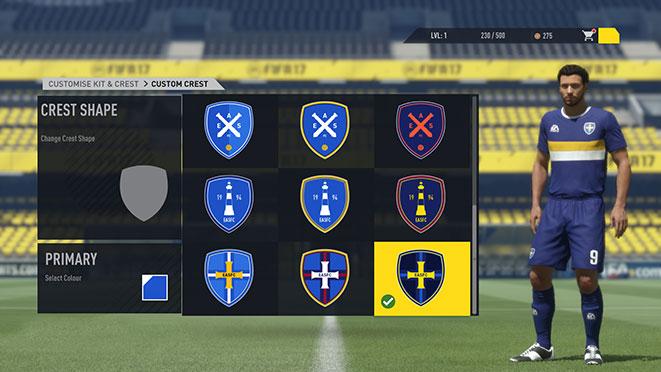 fifa create club ile ilgili görsel sonucu