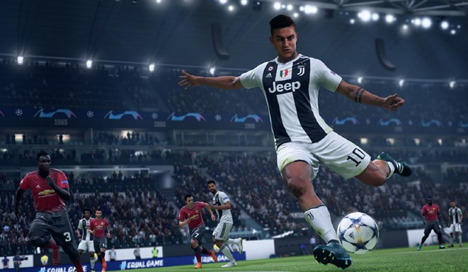 Image result for fifa 19 gameplay