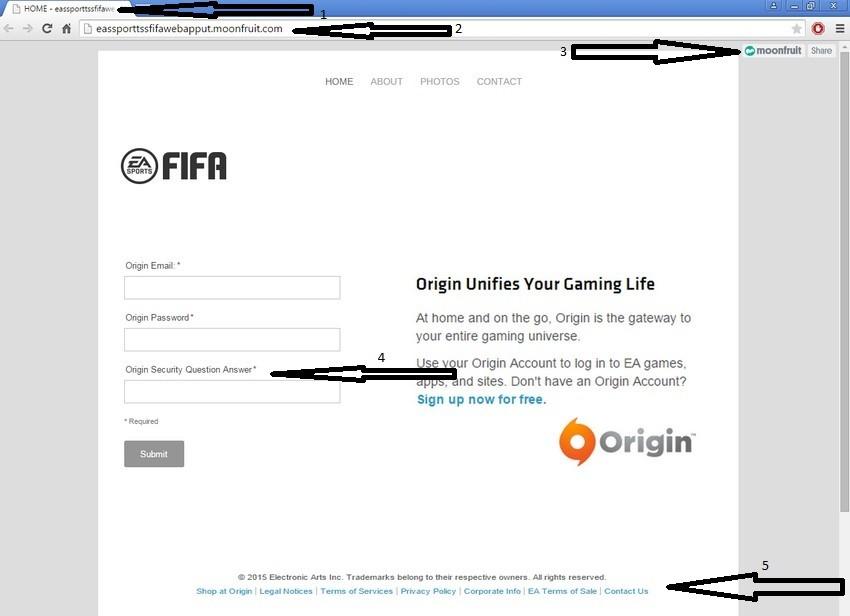 код для fifa 16 origin бесплатно
