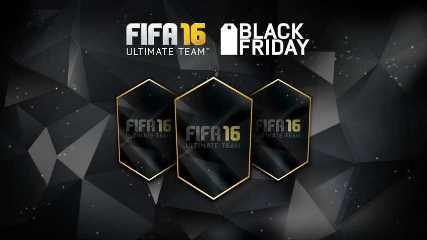 FIFA 16 Ultimate Team™ - Ultimate Black Friday
