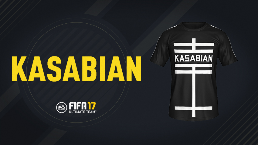 Kasabian Interview - FIFA 17 Ultimate Team