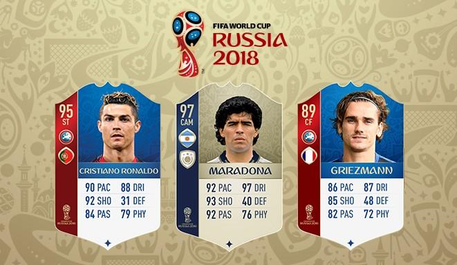 25a666e65 FIFA 18 Ultimate Team World Cup