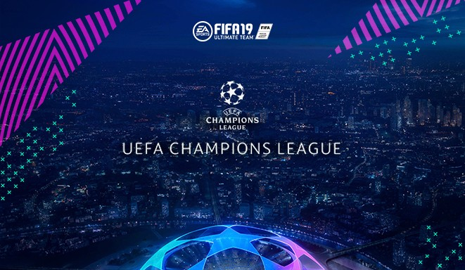fifa 19 ultimate team uefa champions league items