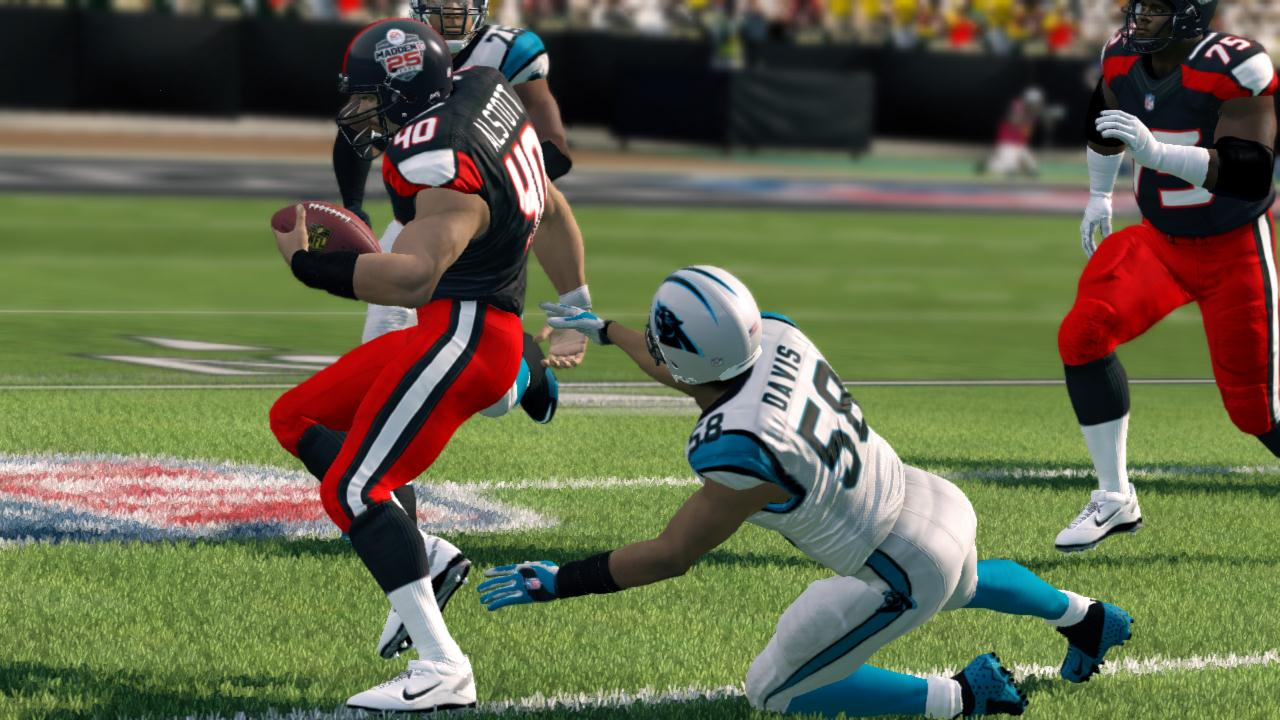 Madden NFL All-25: FB Mike Alstott