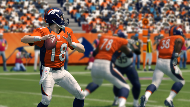 Audible and Hot Route Improvements in Madden