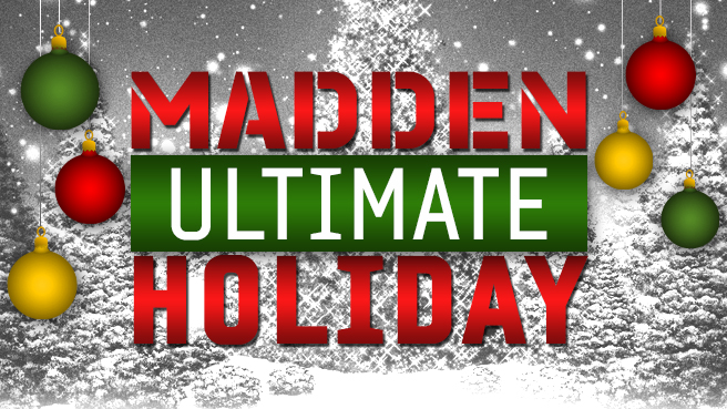Madden Mobile Christmas Promo.Celebrate The Holidays With Madden Ultimate Team